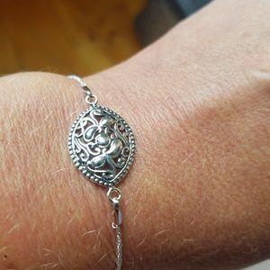Jewelry - Sterling silver bracelet. 925 stamped.